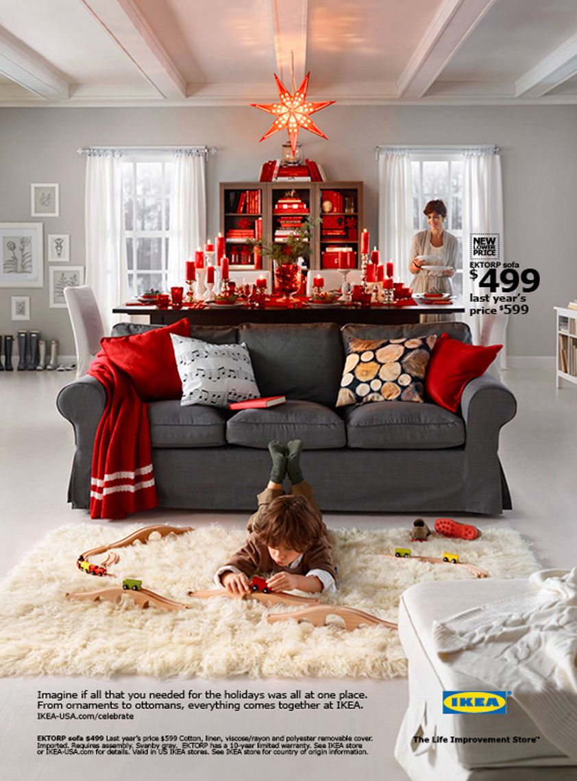 Ads: Ikea Holiday