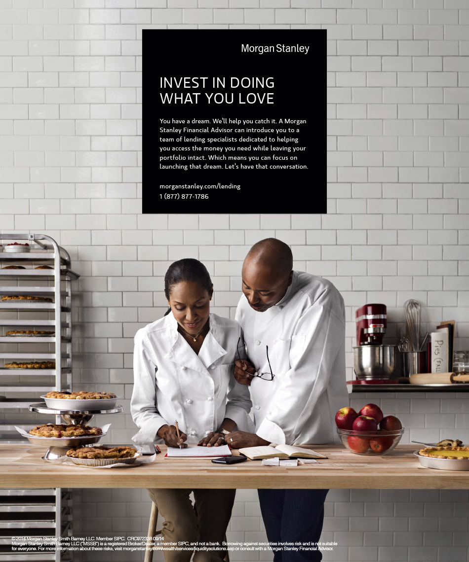 Ads: Morgan Stanley Small Business
