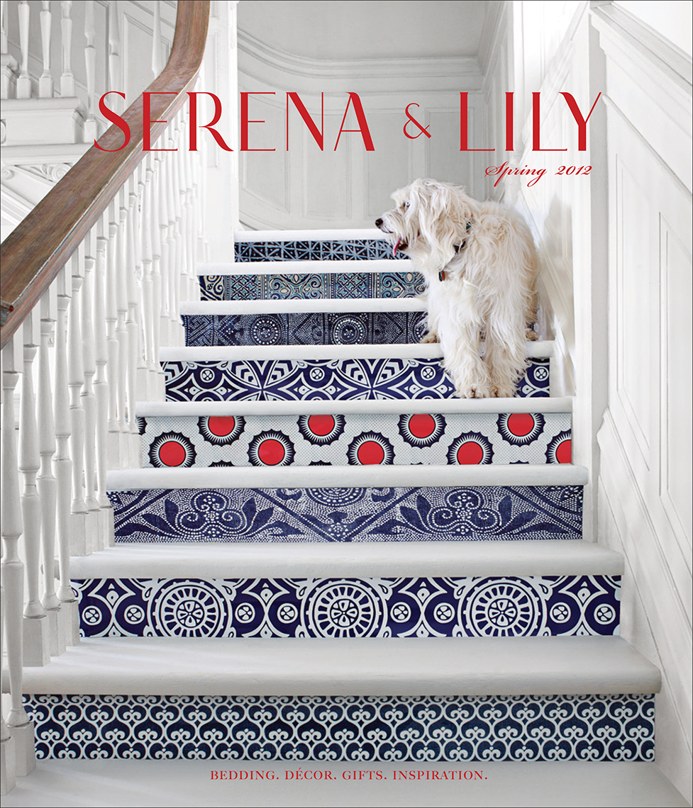 Ads: Serena & Lily Cover