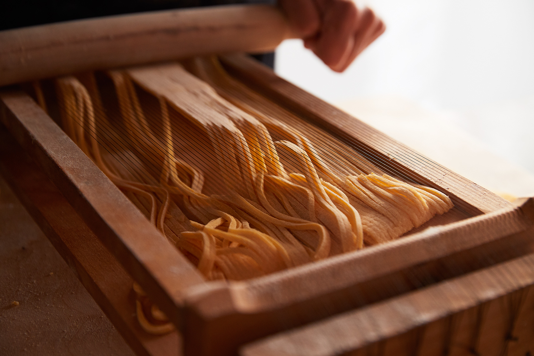Autentico: Hand Made Pasta