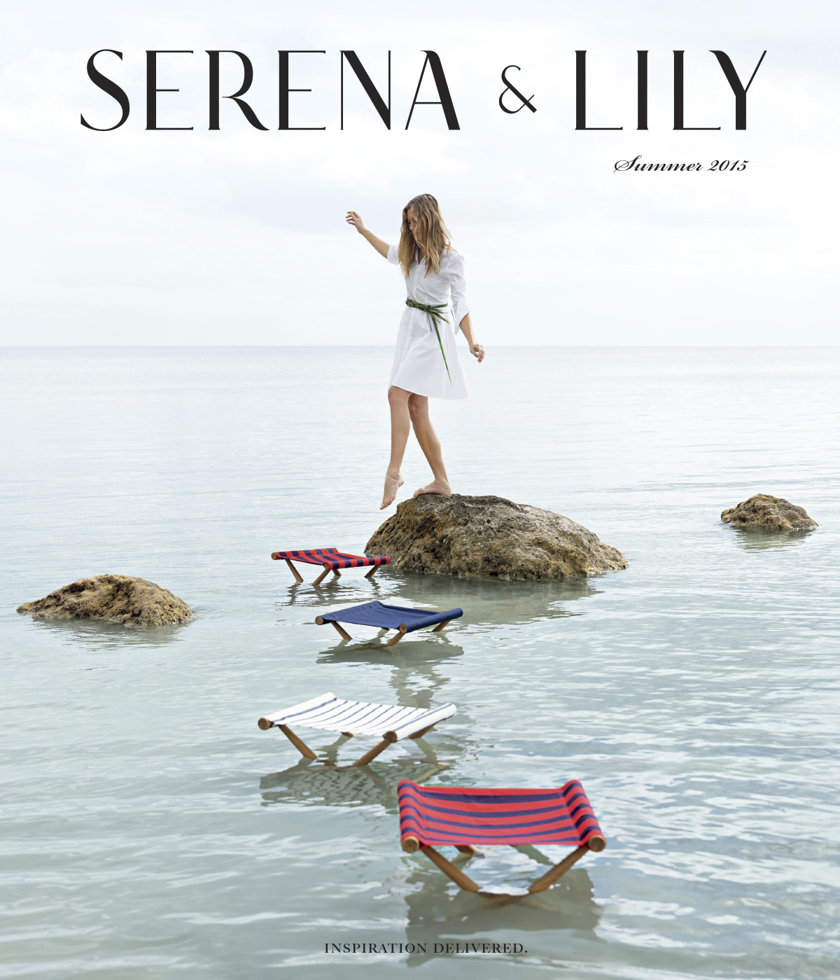 Ads: Serena and Lily Cover