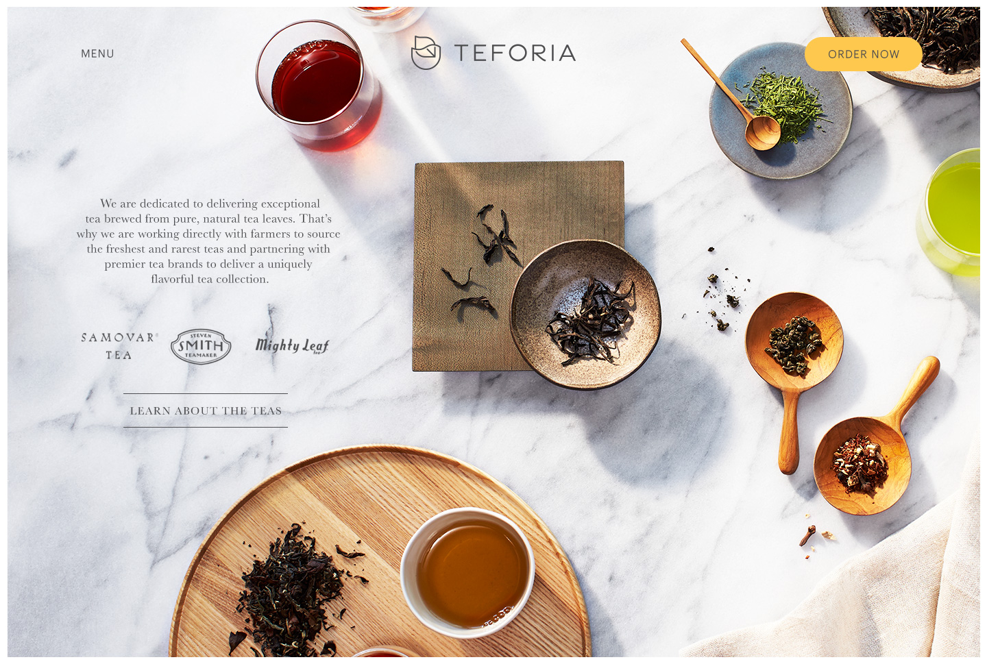 Ads: Teforia, Nature