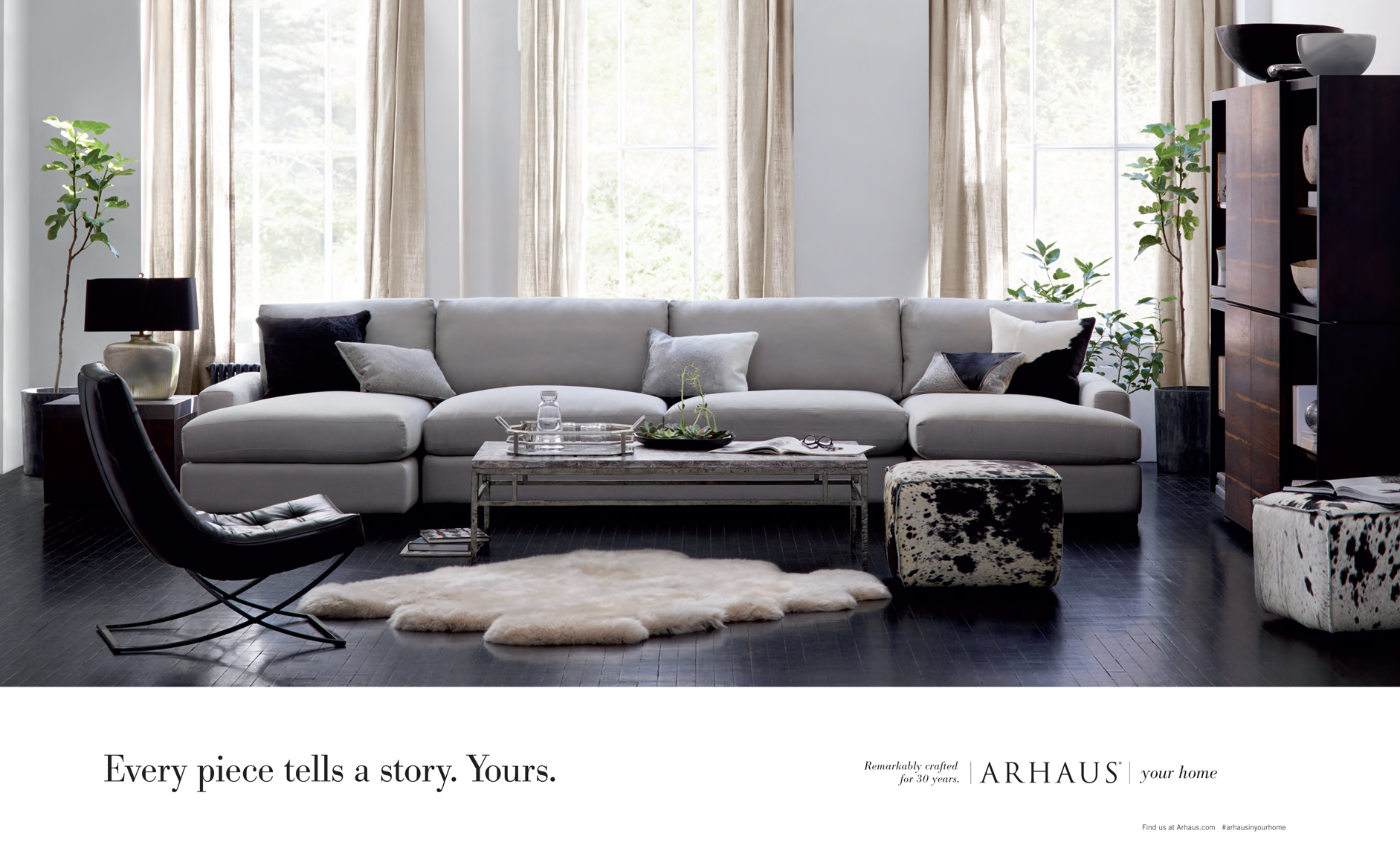 Ads: Arhaus Remington