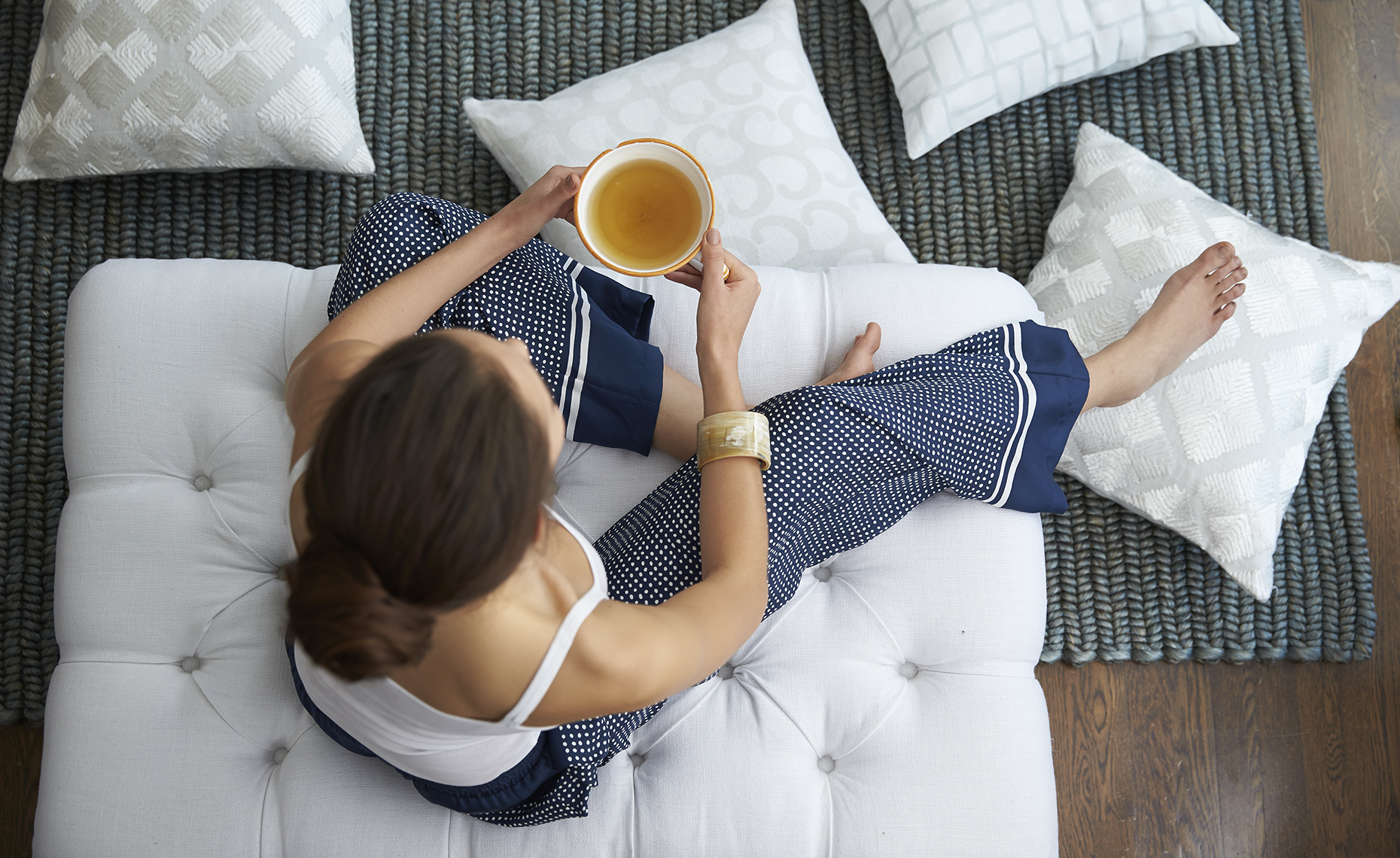 Lifestyle: Tea in Bed